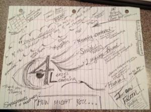 My notes from class #1