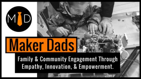 MakerDads Website Banner