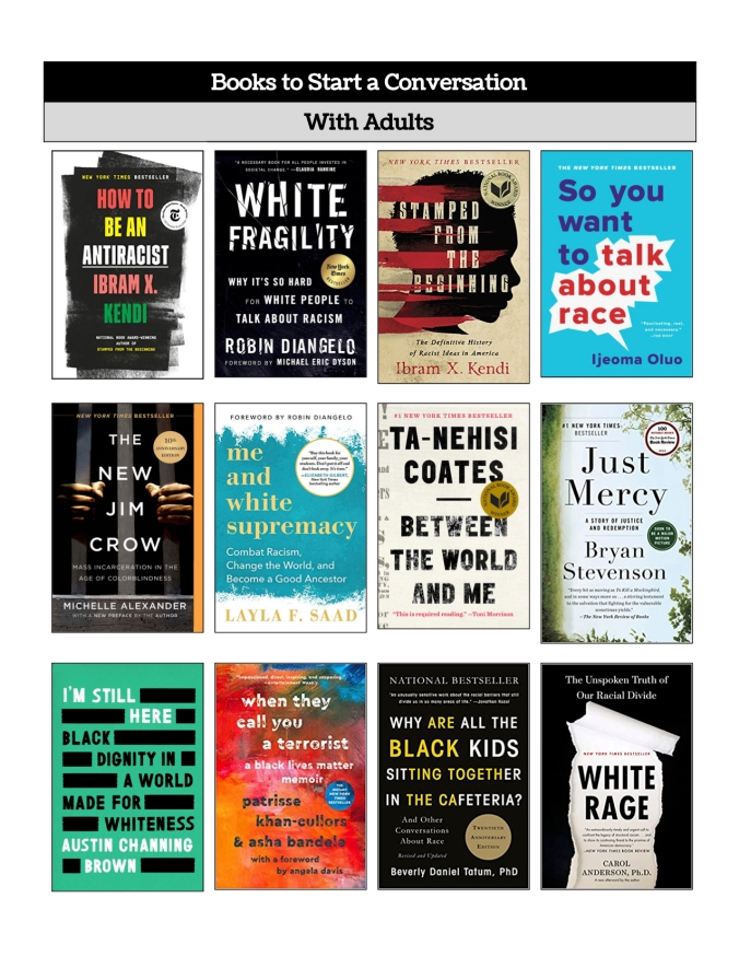 Books to Start Conversations1