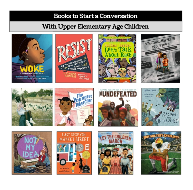 Books to Start Conversations4