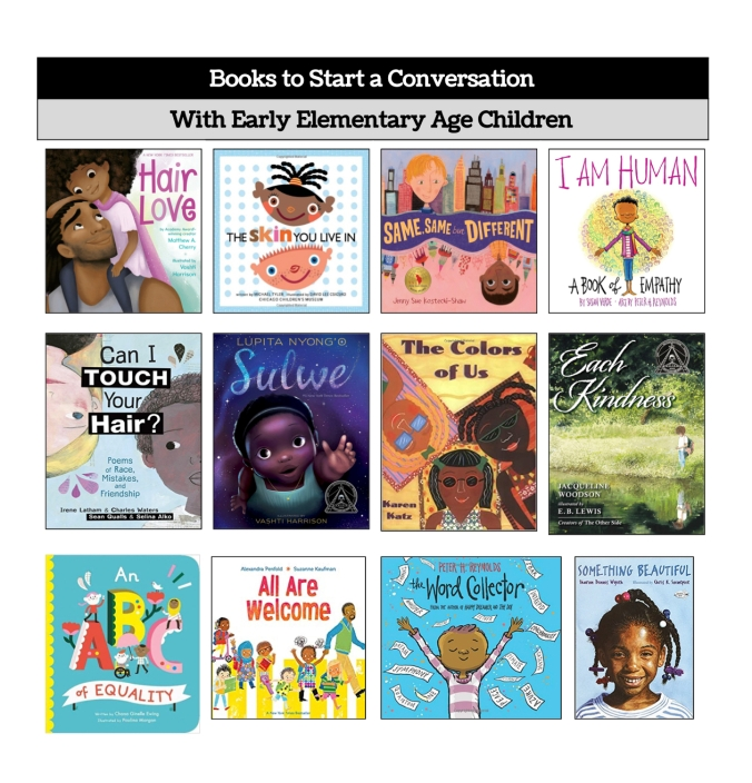Books to Start Conversations5