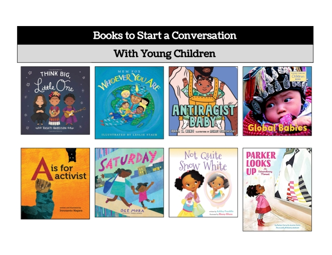 Books to Start Conversations6